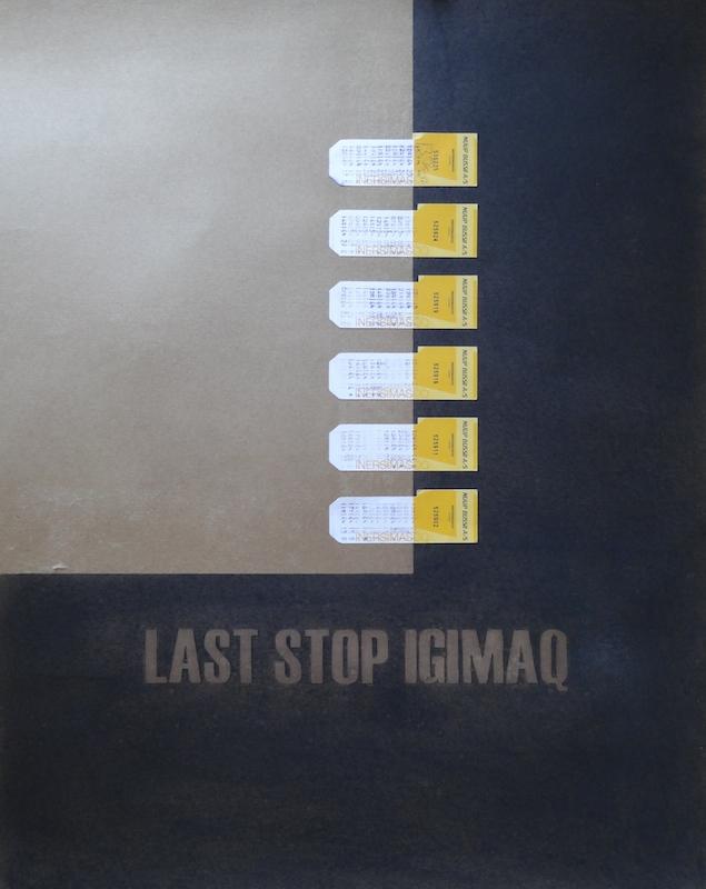 Last stop Igimaq