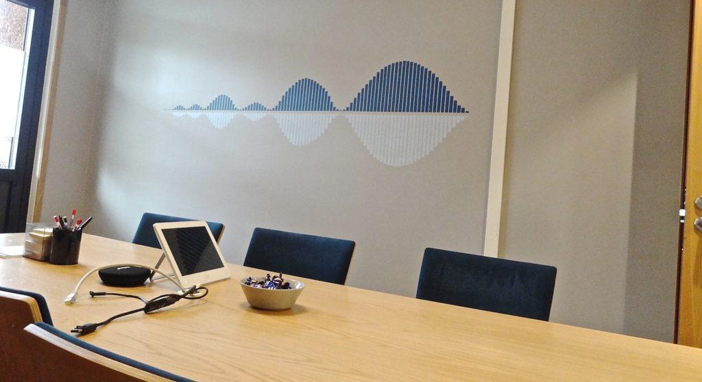 Ålandsbanken konferensrum